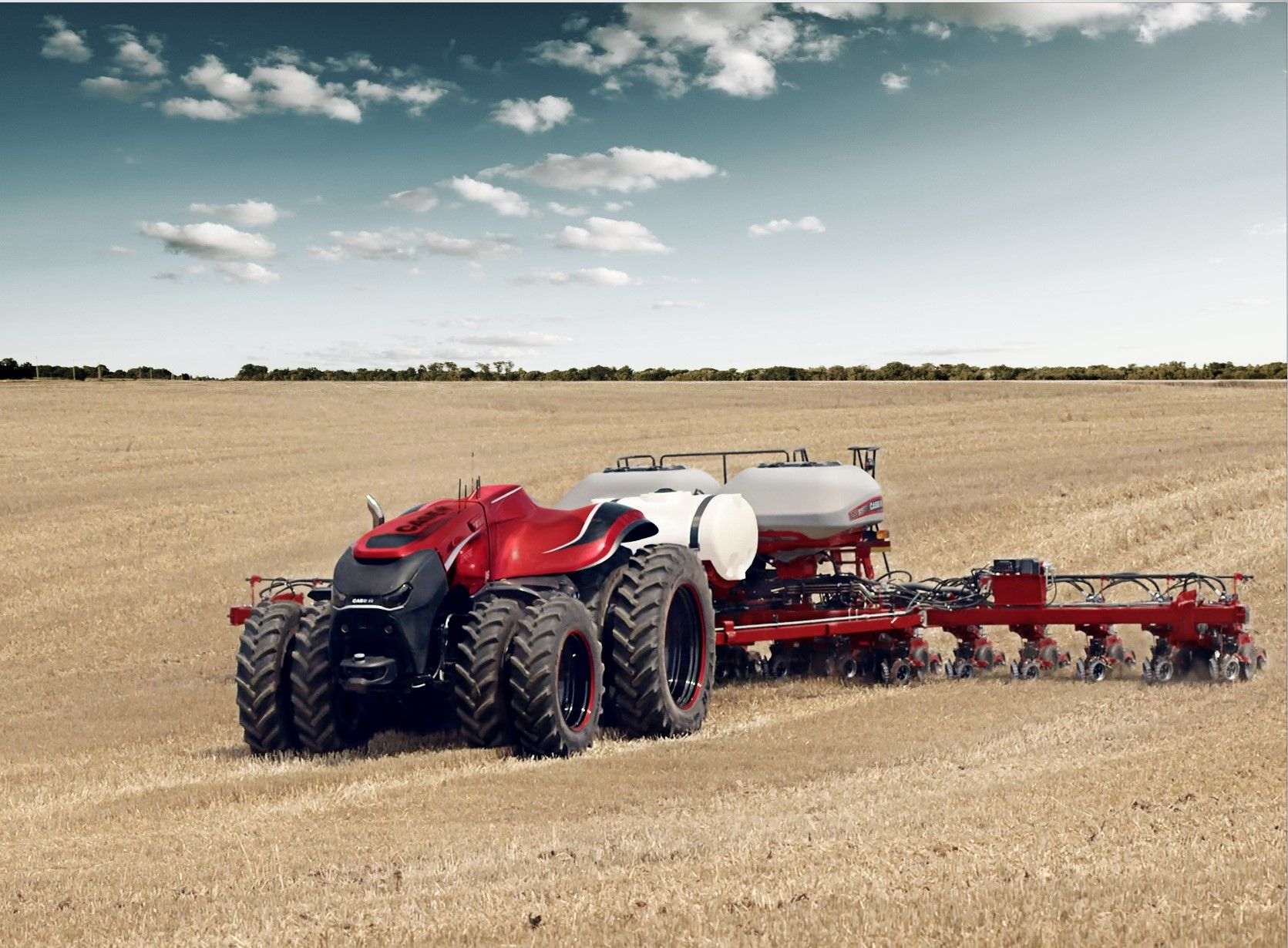 Case Ih Concept Vehicle 1