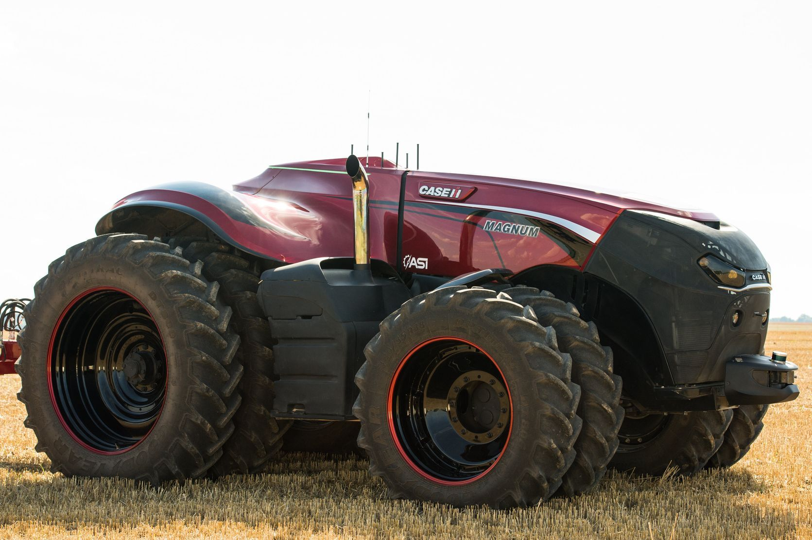 Case Ih Concept Vehicle 2